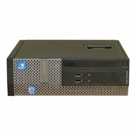 Calculator DELL Optiplex 3010 Desktop SFF, Intel Core i5 Gen 3 3470 3.2 GHz, 4 GB DDR3, 500 GB HDD S